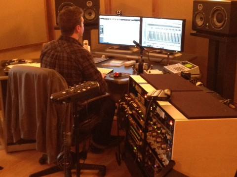 Mixing Keith Cooper